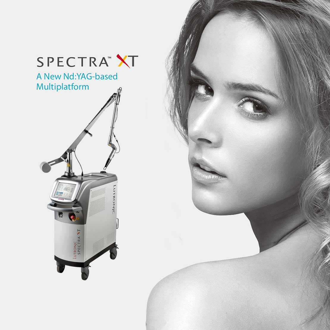 Spectra XT Scar Removal Gold